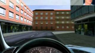 3D Driving School Simulator