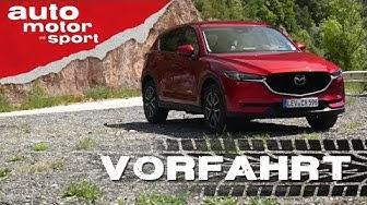 Mazda CX-5: Wunsch und Wirklichkeit - Vorfahrt | auto motor und sport