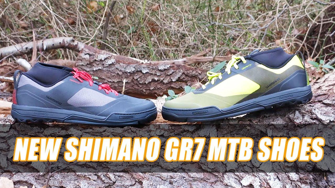SHIMANO SH-GR701 Shoes Women Gray 2020 Bike Shoes