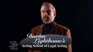 Darius Lighthouse's Acting School Of Legal Acting