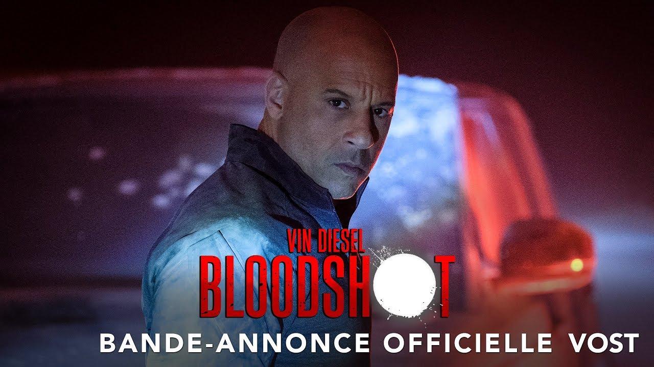 Bloodshot - Bande-annonce Officielle - VOST