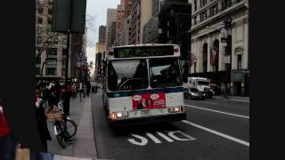 Orion V 501 #575 Q32 @ 5th Avenue and  W. 41st Street!