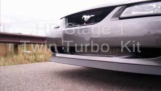 Twin Turbo Mustang Gt
