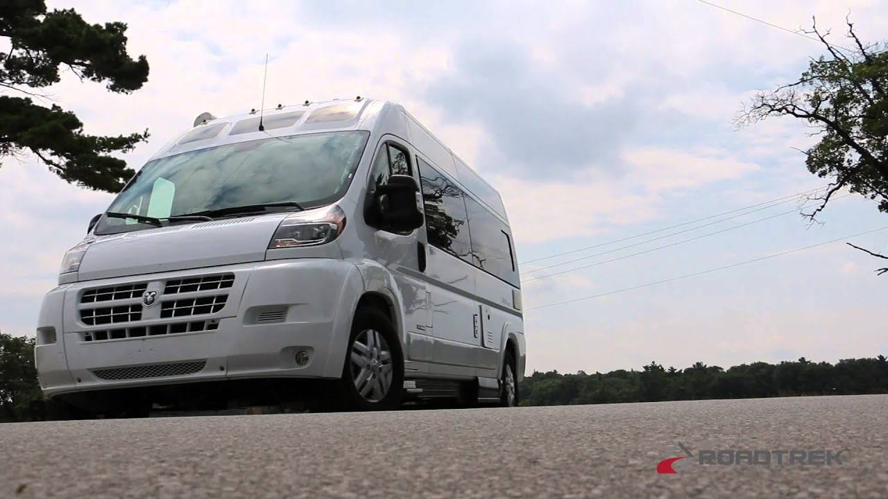 Roadtrek Zion & Zion SRT Luxury Coaches: Perfect for Your Travel Needs