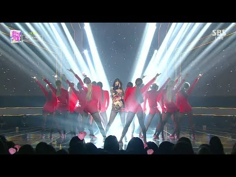 Image of JENNIE - 'SOLO' 1209 SBS Inkigayo