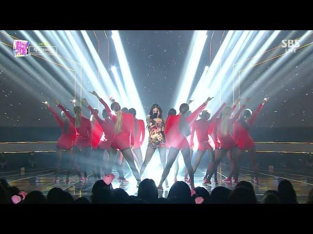 JENNIE - 'SOLO' 1209 SBS Inkigayo