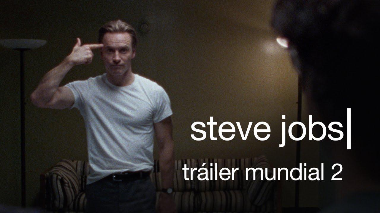 Steve Jobs – Tráiler Mundial 2 (Universal Pictures)