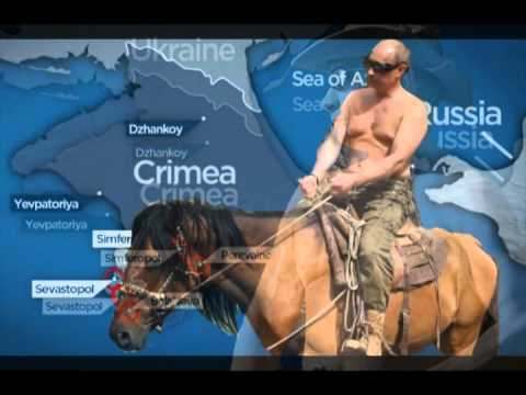 Vladimir & Crimea: A Love Song by The Canadian Beaver Band
