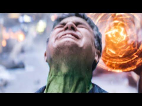 AVENGERS 3: INFINITY WAR 'Banner Tries To Be Hulk' Scene (2018) Movie Clip thumbnail