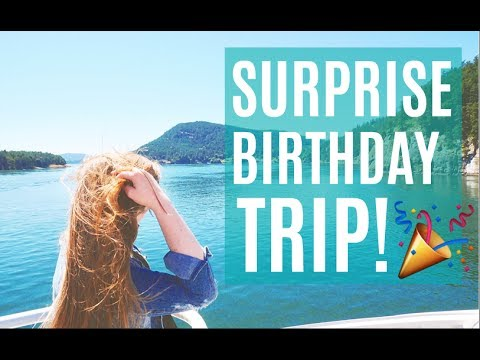 surprise trip Free size: 20 mb android surprise trip description: surprise yourself, family or friends with an amazing holiday trip click on the red button and look at your new holiday trip with the name of the.