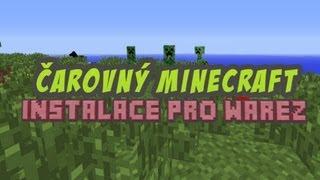 [CZ]Instalace Čarovného Minecraftu v4.1 - Warez Edition + Ukázka funkčnosti (FullHD)