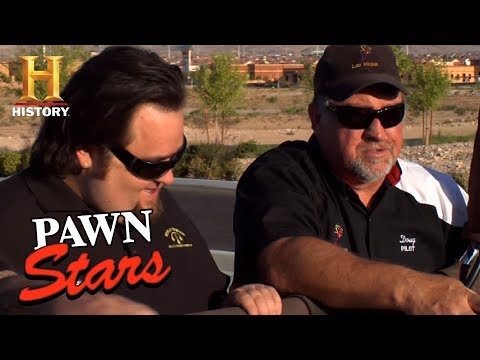 Best of Pawn Stars: Hot Air Balloon Ride   History