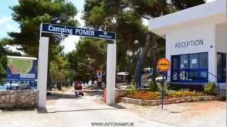 Camp site Pomer  - Pula - Istria - Croatia