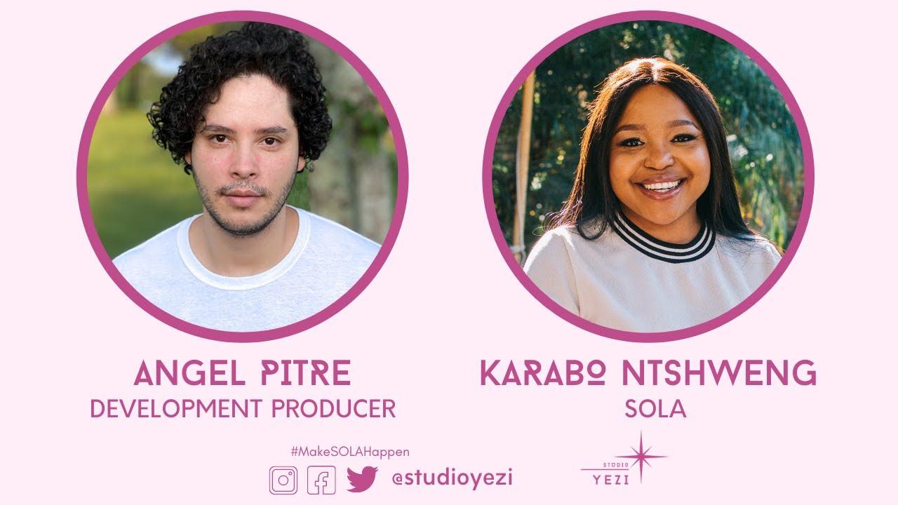 YEZI SPOTLIGHT: Karabo Ntshweng & AJ Pitre