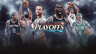 NBA Playoffs Hype 2017