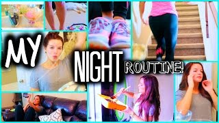 MY NIGHT ROUTINE! | Casey Holmes