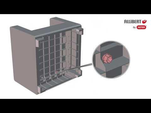Weber Elektrogrill Fi Schutzschalter : Allibert loungesessel salta breite: 81 5 cm polypropylen