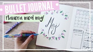 Min första BULLET JOURNAL-video