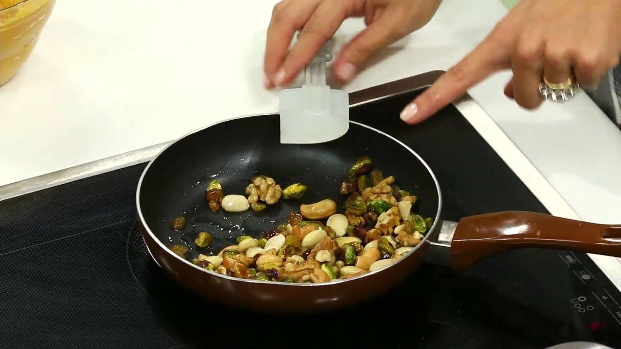 أرز بالكبد و الكلاوى و وصفات اخرى : اميرة في المطبخ حلقة كاملة