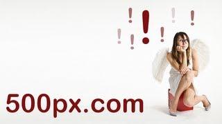 500px.com: Fotocommunity und Photosharing - So funktioniert es