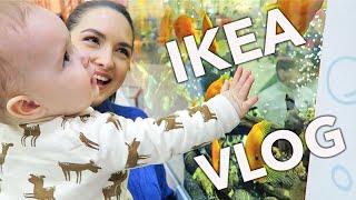 ВЛОГ из IKEA   МАКСА на площадке ОБИДЕЛА ДЕВОЧКА