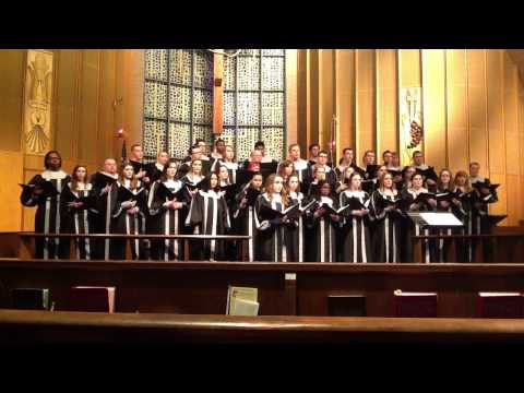 The Road Home performed by University Chorale OSU Lima