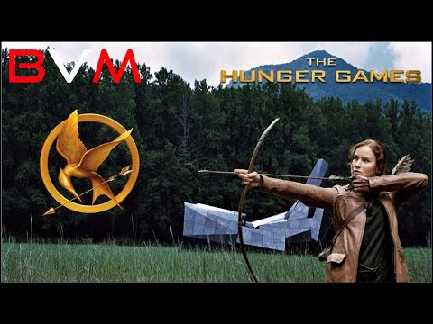 Book Vs. Movie: The Hunger Games