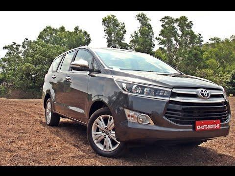 Post Price of Toyota Innova Crysta 2017 Details | Doovi
