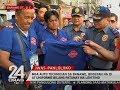 24 Oras: Mga auto technician sa Banawe, binigyan ng ID at uniporme bilang patunay na lehitimo