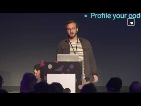John Fawcett: Invisible Code: Building JavaScript Libraries For Non-Tech People | JSConf EU 2017