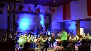 Bozner Bergsteiger-Marsch alias Borchener Musiker-Marsch (Sepp Tanzer) - Bläserchor Nordborchen