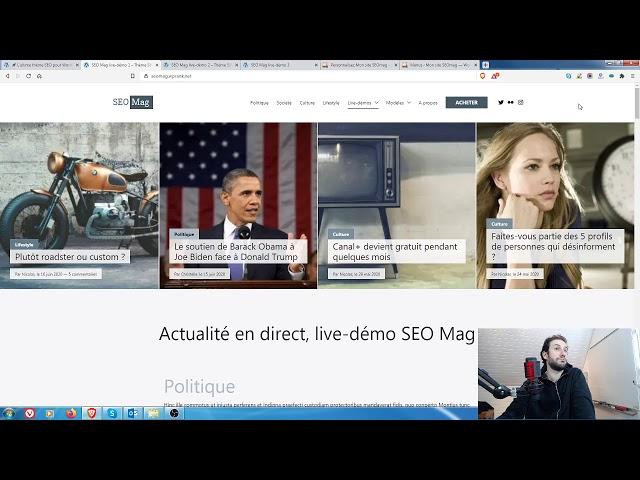 SEOmag : Un thème WordPress VRAIMENT SEO-friendly !