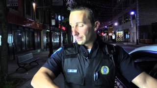 Before Dawn: Night patrol with Montreal police.