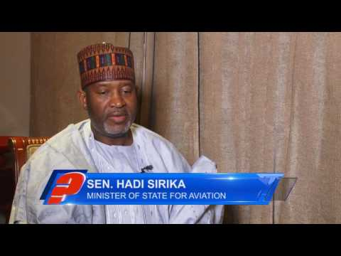Question Time: Nigeria's Avation Sector With Hadi Sirika Pt.1