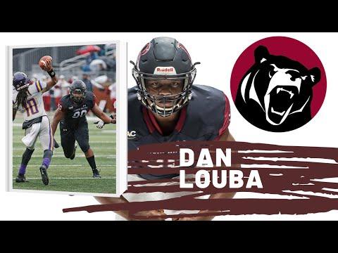 Dan Louba, DL, LENOIR RHYNE UNIVERSITY | 2021 NFL Draft Prospect Zoom Interview