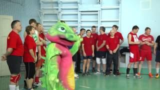 VIII Турнир по волейболу среди полиграфистов Пермского края «Тритон»