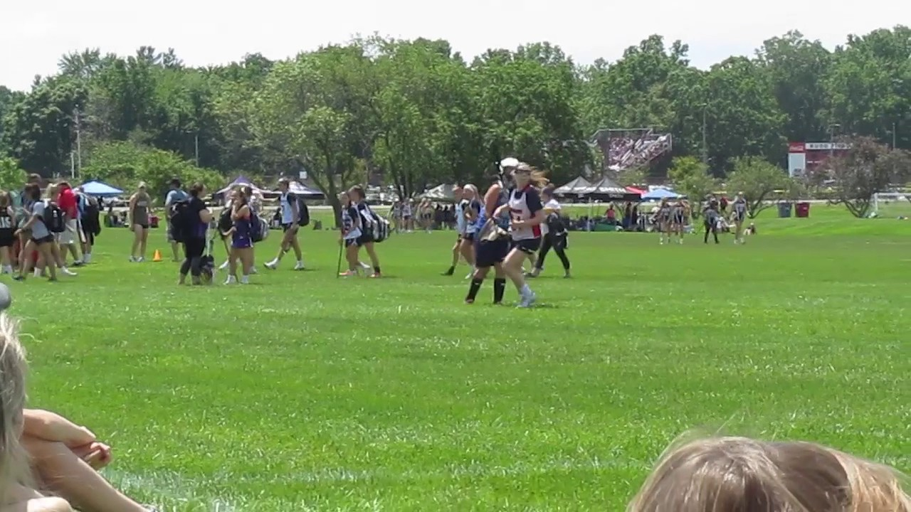 Syrena with Albany Elite plating up on team 2020