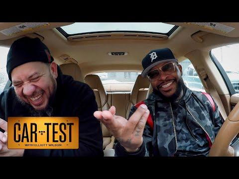 """Car Test: Royce da 5'9"""""""
