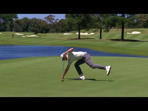 Highlights of round one 2017 Emirates Australian Open