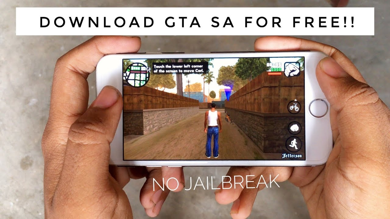 [UPDATED]How To Download GTA San Andreas For Free on ios
