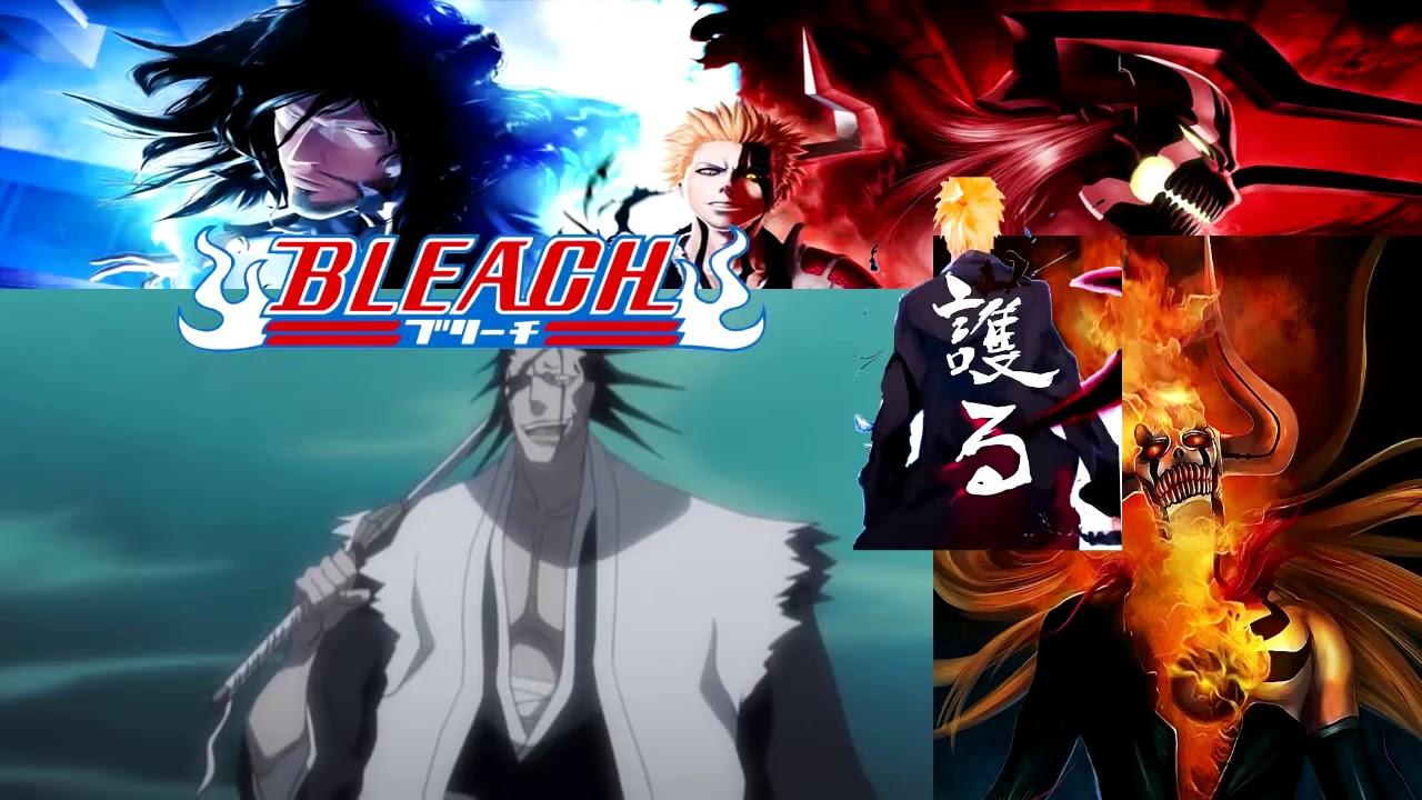 Download Byakuya Kuchiki vs  Kenpachi   Full Fight English Dub
