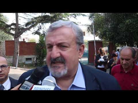 """Emiliano: """"Brindisi non vuole Tap? Meglio che tagliare in due la provincia con un gasdotto inutile"""""""