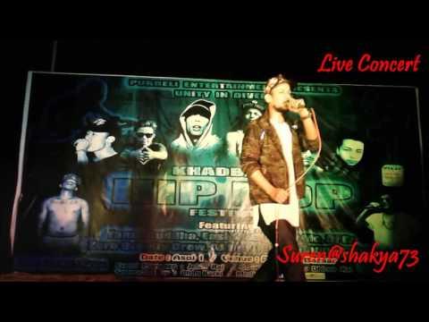 Aama - Yama Buddha live Concert in khandbari 2073