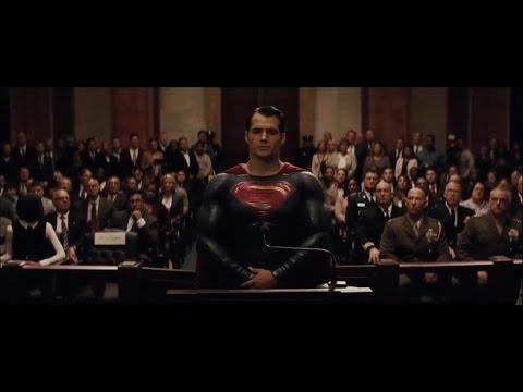 Batman v Superman - Escena del Senado/Capitolio [HD] - Subtitulado en Español