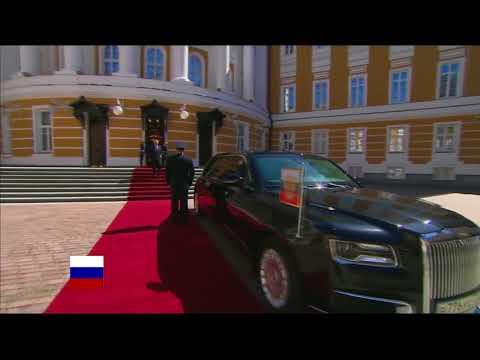 Putin - Woke Up This Morning