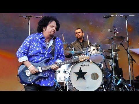 Toto's Steve Lukather With Ringo Starr - Rosanna [Live At Stadtpark, Hamburg - 11-06-2018]