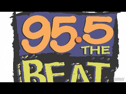 95.5 The Beat WBTS Athens/Atlanta GA - Jeff Miles - August 13, 2001