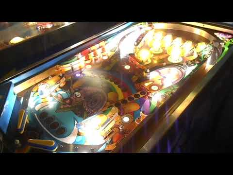 1984 Williams Time Fantasy Pinball Machine PART 1- For Sale