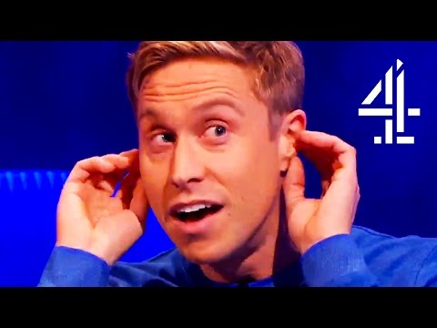 Russell Howard On How Fidel Castro Was Targeted By The CIA In Bizarre Plots | The Last Leg