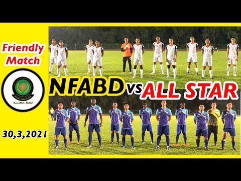 【Highlight】Brunei National team vs Brunei super league All Star / Friendly match / 30,3,2021